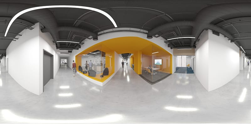 Virtual Reality mock-ups of McCarthy Hall to be completed in 2021